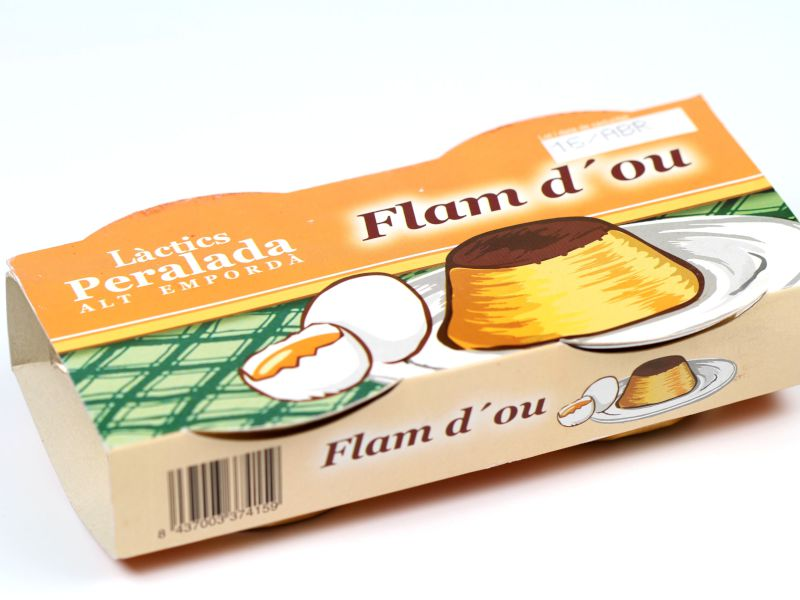 FLAM D'OU (PACK2)