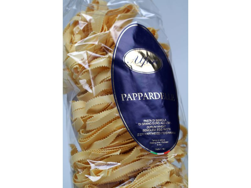 PAPPARDELLE  ALL`UOVO